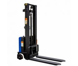 TRANSPALET FULL ELECTRIC CU CATARG 115CM 1T